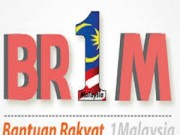 Budget 2015 BR1M4.0 RM950 for Families and RM350 for Singles