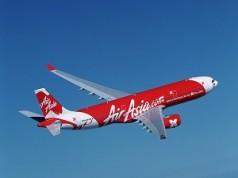 Pray for AirAsia Indonesia Flight QZ8501