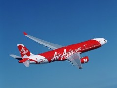 Pray for AirAsia Indonesia Flight QZ8501