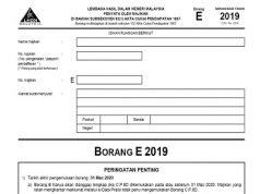 What Is Borang E Every Company Needs To Submit Borang E Now