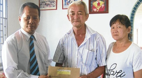 Snatch-theft Victim's Parents Receiving RM882 Monthly From SOCSO